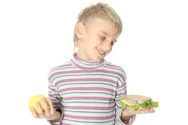 La bonne nutrition pour les enfants