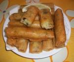 Boureks au thon et pomme de terre