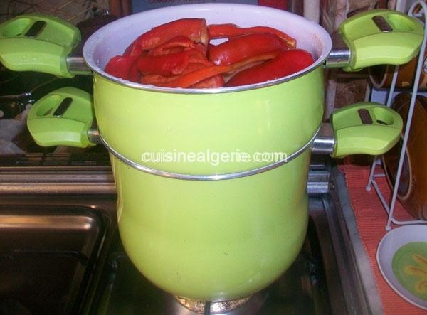 La sauce harissa maison