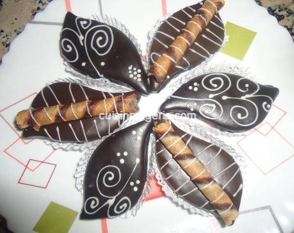 Gâteaux aux caprices